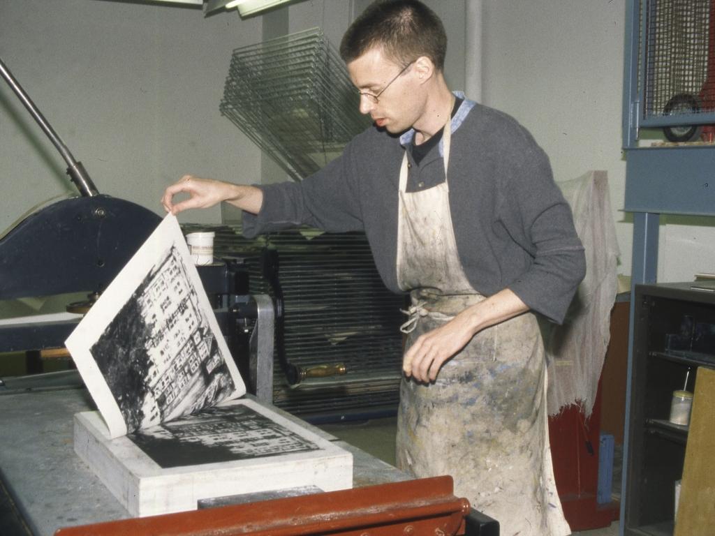 Lithography, Patrick Neufeld